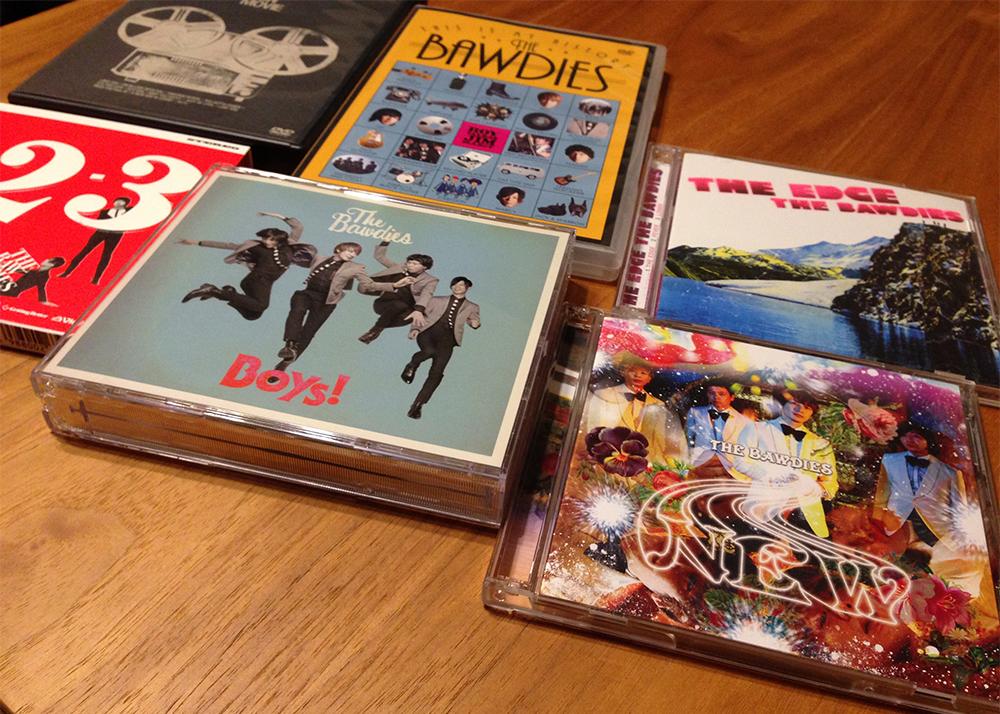 bawdies cd