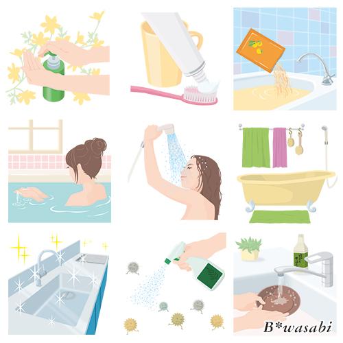 こだわり商品研究所/webイラストアイコン03/2011